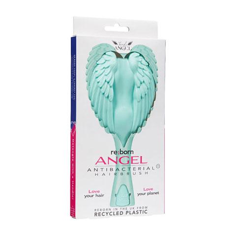 Tangle Angel Reborn Angel Antibacterial Hair Brush - Ice Blue