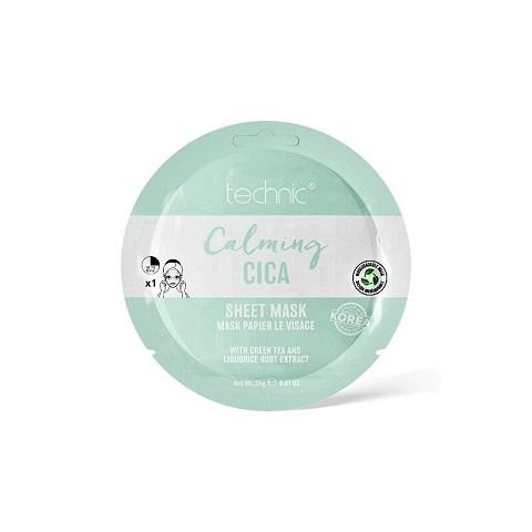 Technic Calming Cica Sheet Mask 23g