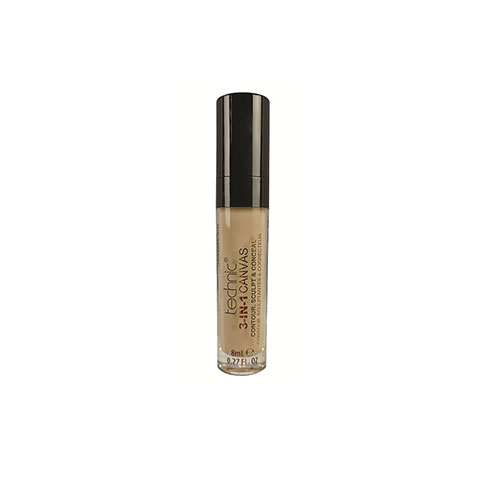 Technic Cosmetics 3-IN-1 Canvas Concealer - Ivory