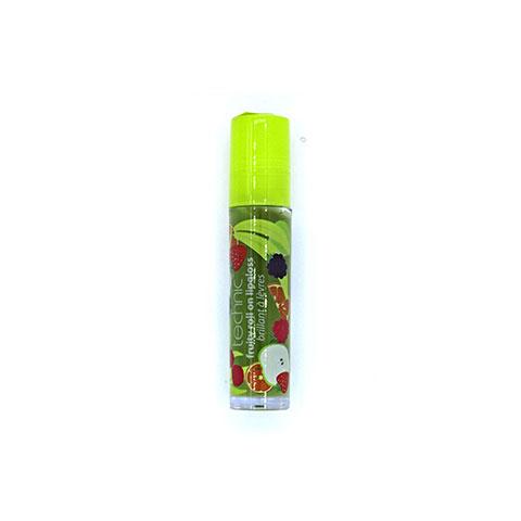 Technic Fruity Roll On Lip Gloss 6ml - Apple