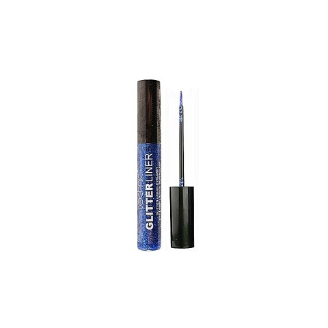 Technic Glitter Liquid Eyeliner - Blue