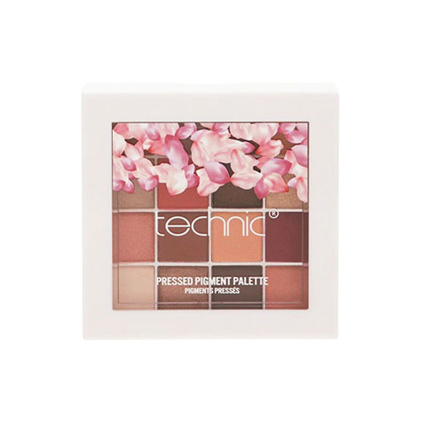 Technic Spring Summer 16 Color Pressed Pigment Eyeshadow Palette