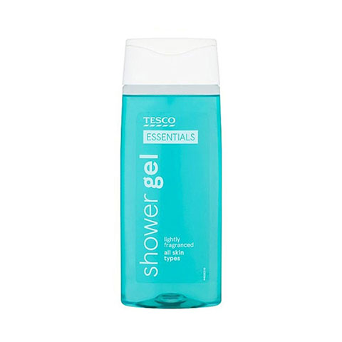 Tesco Essentials Shower Gel 250ml