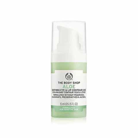 The Body Shop Aloe Soothing Eye & Lip Contour Care 15ml