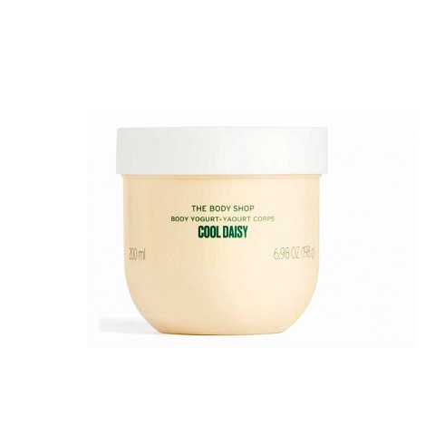 The Body Shop Cool Daisy Body Yogurt For Normal To Dry Skin 200ml