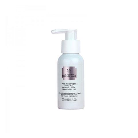 The Body Shop Drops of Light Pure Resurfacing Liquid Peel 100ml
