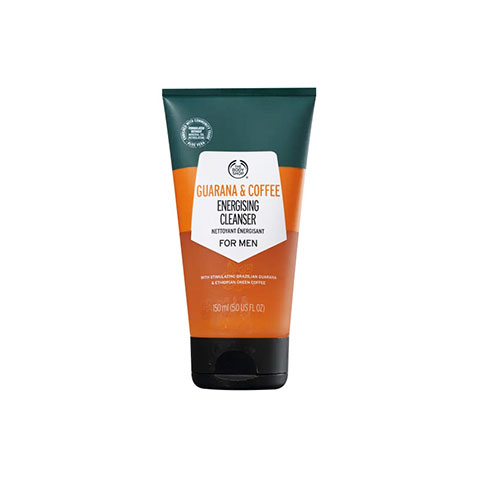 The Body Shop Guarana & Coffee Energising Cleanser For Men 150ml