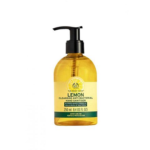 The Body Shop Lemon Cleansing Anti-Bacterial Hand Sanitiser 250ml