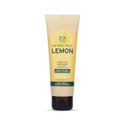 The Body Shop Lemon Purifying Face Wash 125ml