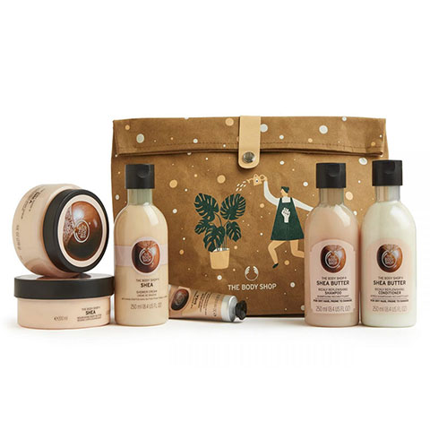 The Body Shop Nourishing Shea Ultimate Gift Bag