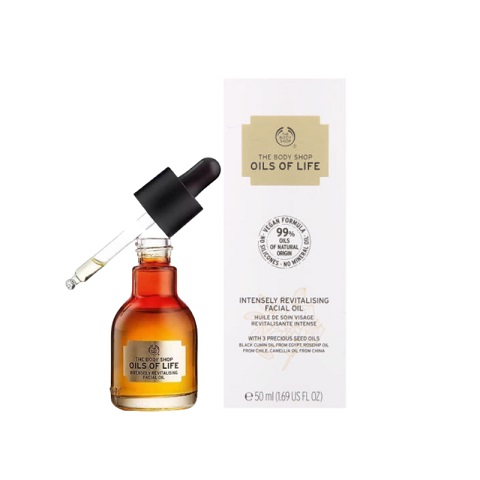 The Body Shop Oils of Life Intensely Revitalising Facial Oil 50ml