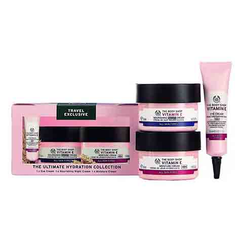 The Body Shop Ultimate Hydration Collection