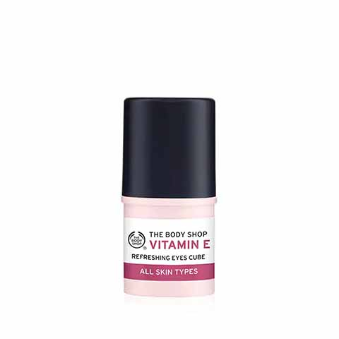 The Body Shop Vitamin E Refreshing Eyes Cube For All Skin Types 4g