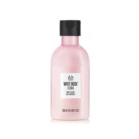 The Body Shop White Musk Flora Body Lotion 250ml