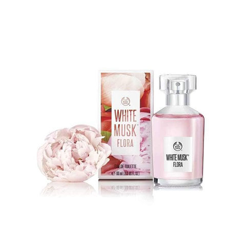 The Body Shop White Musk Flora Eau De Toilette 30 ML
