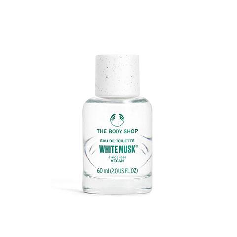 The Body Shop White Musk Vegan Eau De Toilette 60ml
