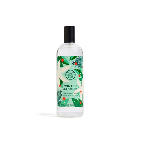 The Body Shop Winter Jasmine Fragrance Mist 100ml