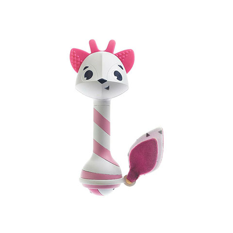 Tiny Love Florence Easy Grip Baby Teether Rattle Toy 3M+