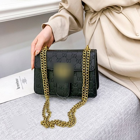 Trendy Foreign Style Small Bag (1001007)