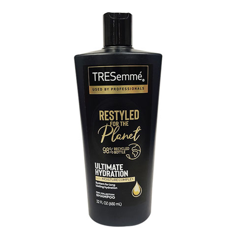 Tresemme Ultimate Hydration With Moisture Complex Shampoo 650ml