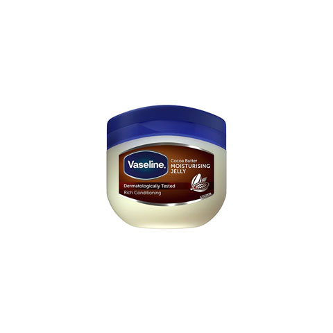 Vaseline Rich Conditioning Jelly Cocoa Butter Moisturising Jelly 50ml