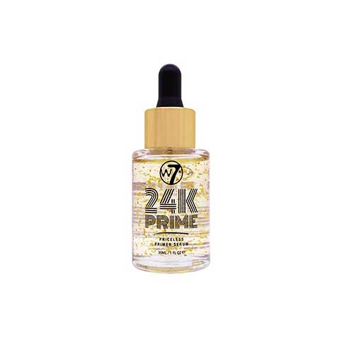 W7 24K Prime Priceless Primer Serum 30ml