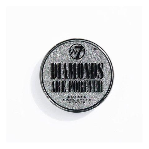 W7 Diamonds Are Forever Highlighting Powder - 10gm