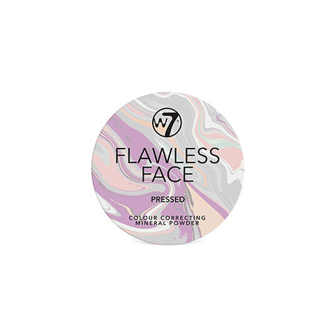 W7 Flawless Face Colour Correcting Mineral Powder - Pressed