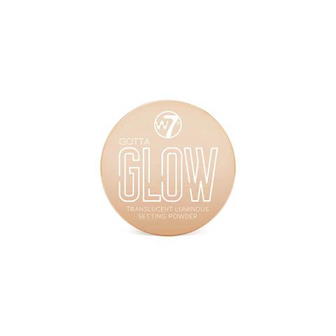 W7 Gotta Glow Translucent Luminous Setting Powder