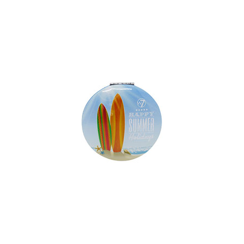 W7 Happy Summer Holidays Compact Mirror (77613)