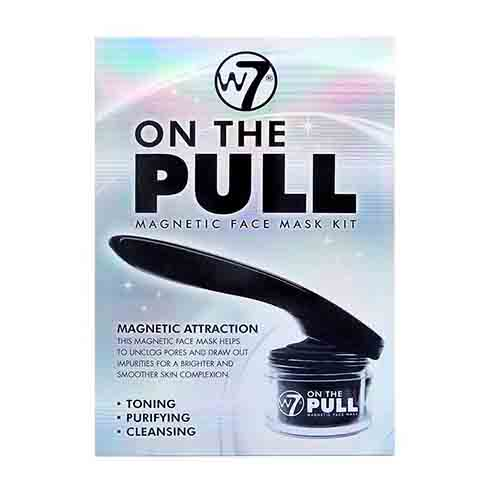 W7 On The Pull Magnetic Face Mask Kit
