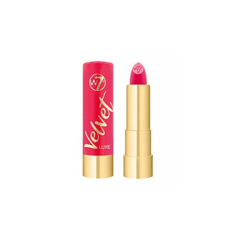 W7 Velvet Luxe Lipstick - Shameless