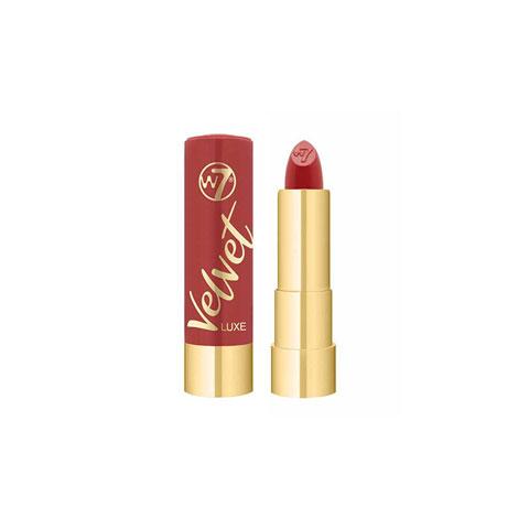 W7 Velvet Luxe Lipstick - Spicy