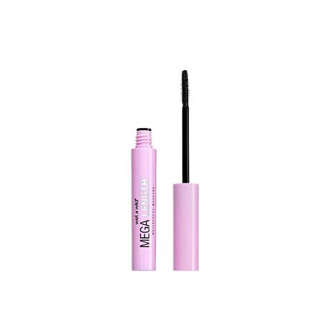 Wet n Wild Mega Length Waterproof Mascara - E161B Very Black