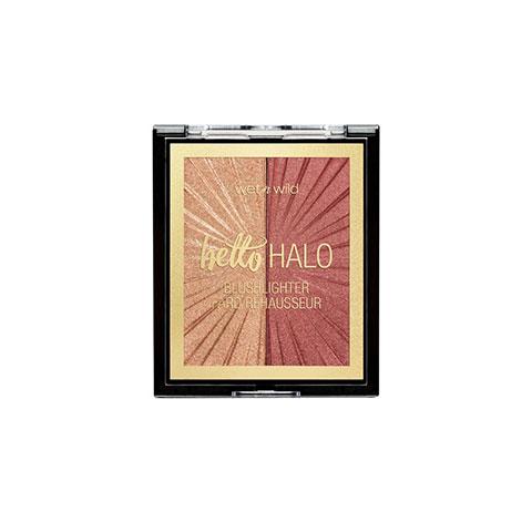 Wet n Wild MegaGlo Hello Halo Blushlighter -1111566 Flash Me