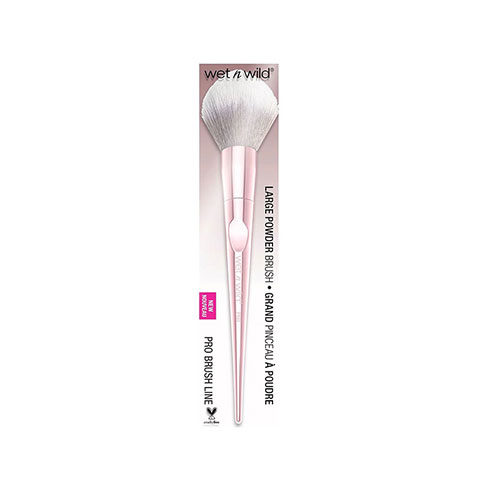 Wet N Wild Pro Brush Line Large Powder Brush - EC225A