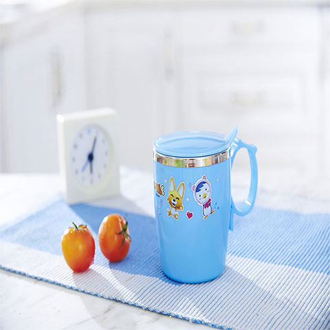 Xierbao Stainless Steel Insulation Cup - Blue
