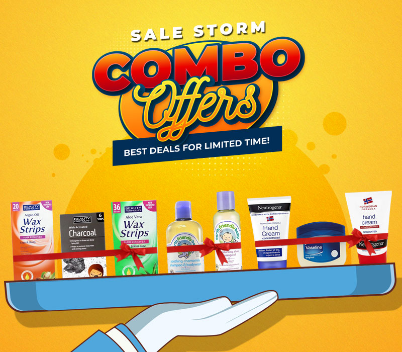Combo Offers!!